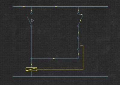 Storyline: Interaktiver Stromkreislauf